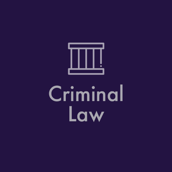 Criminal Law | Wilson Law Office